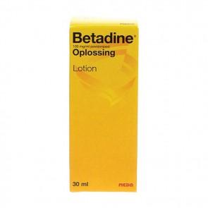 Betadine Oplossing