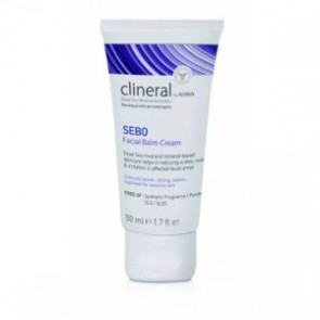 Clineral SEBO Facial balm cream
