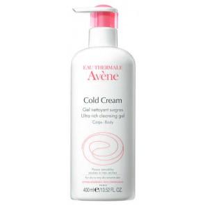 Avene Cold Cream Ultra Rich Cleansing Gel