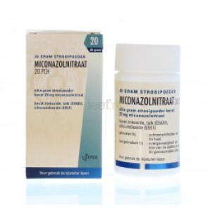 Miconazolnitraat PCH Strooipoeder
