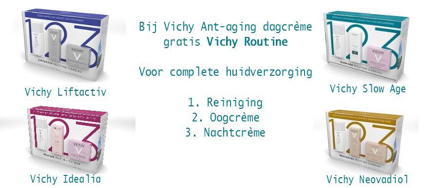 Vichy Routine super aanbieding